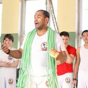 12 февраля 2012 года состоялось Batizado учеников нашего филиала