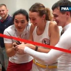 Ria.ru: Боевые танцы и музыкальные луки открыли школу капоэйры во Владивостоке