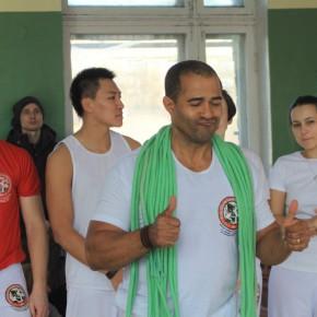 III Batizado e Troca de Cordas ACMB, Vladivostok 2014