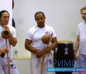 Primorye24.ru: Капойэра во Владивостоке