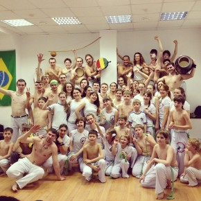 Batizado 2014 во Владивостоке завершилось аттестацией 43 учеников