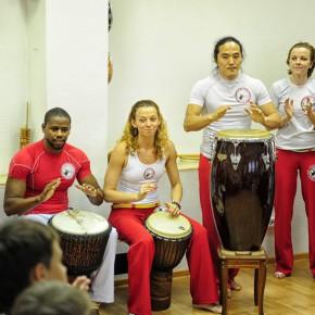 Primorye24.ru: Бразильский инструктор капоэйры оценил рост интереса жителей Владивостока к своему искусству