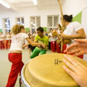 13 марта в 15:00 ОТКРЫТЫЙ спортивно-культурный фестиваль Капоэйры в Краевом Доме Молодежи!