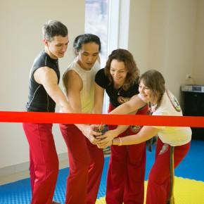 Наш новый, большой и светлый зал открыл свои двери 20 марта! Идет набор в тренировочные группы!