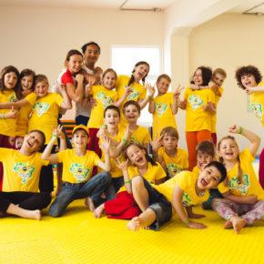 Закончилась первая смена летней школы Капоэйры! ИТОГИ (ФОТО)