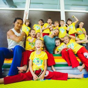II смена летней школы Капоэйры для детей 6-9 лет подошла к концу! ИТОГИ (ФОТО)