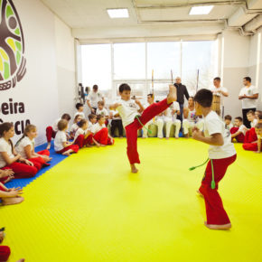 """19 ноября состоялся официальный переход школы к новому имени """"Capoeira Existência""""! (ФОТО)"""