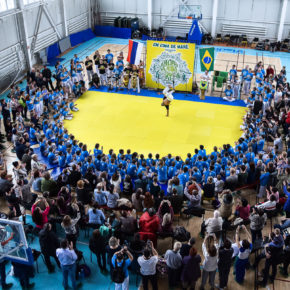 ИТОГИ!!!! III Международный Фестиваль Капоэйры«Em Cima de Mare 2018» прошел во Владивостоке!