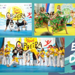 Международный дальневосточный фестиваль Капоэйры «EM CIMA DA MARÉ» 2020 - РЕГИСТРАЦИЯ ОТКРЫТА!